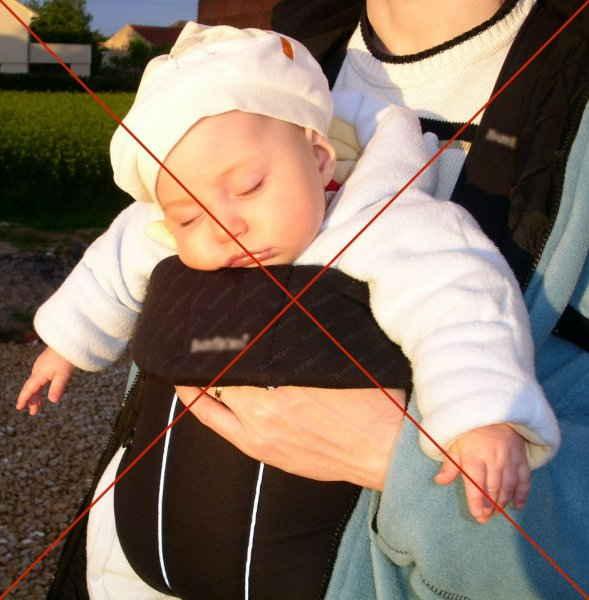 Allaitement Informations   Comment porter son bebe f5610ec17683