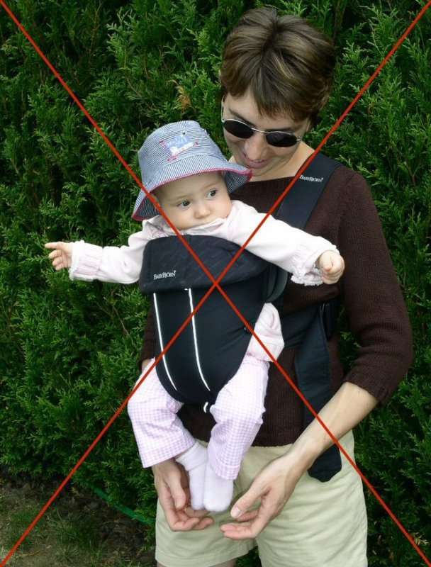 ... avec ce type de porte-bébé  ColineFace 8b9c3a9cad1